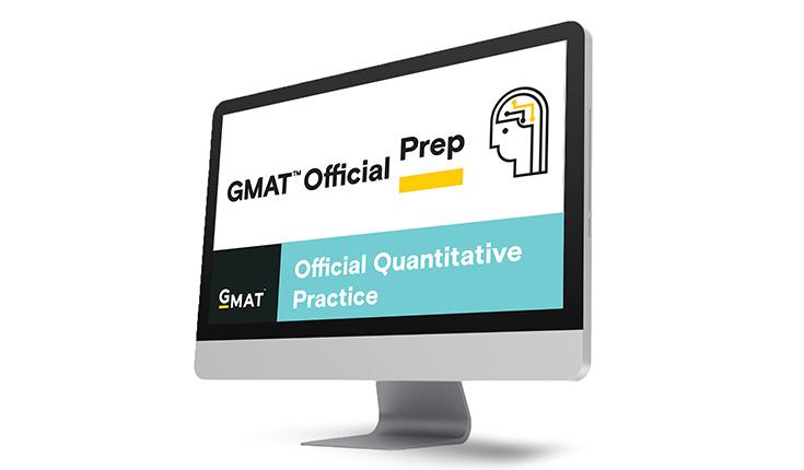 GMAT™官方定量推理练习