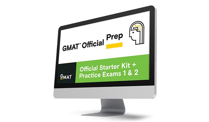 GMAT™官方入门工具包+模考练习1&2(免费)