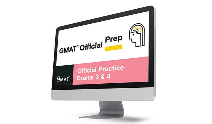 GMAT™官方模考练习3&4