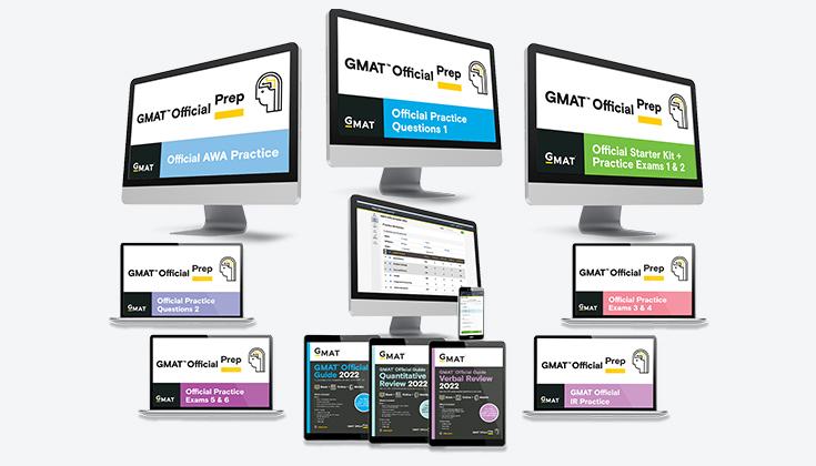 2022年优选GMAT™考试学习集